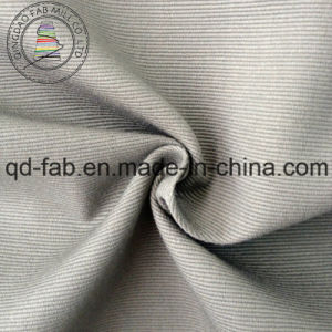 Cotton Solid Woven Fabric (QF13-0230) pictures & photos