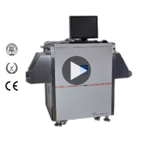 Hot Selling Transportation X Ray Security Baggage Scanner pictures & photos