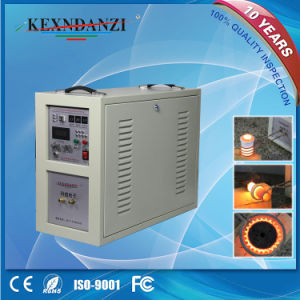 Industrial 35kw High Frequency Induction Gold/Silver/Platinum Melting Furnace (KX-5188A35)