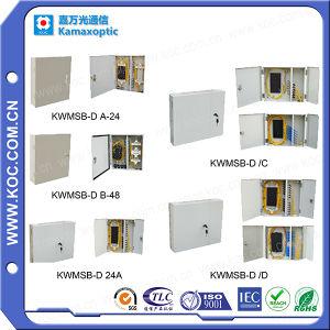 Fiber Optic Distribution Box with Door 12-72 Fibers pictures & photos