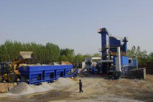 China Top Ten Brand Manufacturer Asphalt Plant