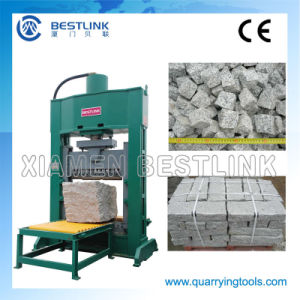Interlocking Paving Stone Making Machine for Marble and Granite pictures & photos