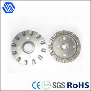 Round Type CNC Precision Machining Auto Parts Metal Stamping Parts pictures & photos
