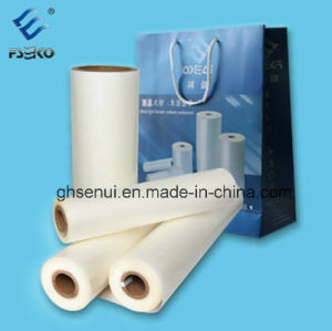 BOPP Thermal Film with Corona Treated for Hot Laminating (FSEKO-1206G) pictures & photos