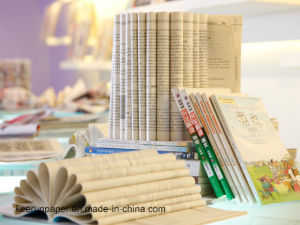 All Wood Pulp Offset Paper for Printing