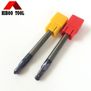 Economic HRC45 Ball Nose Carbide Cutting Tool pictures & photos
