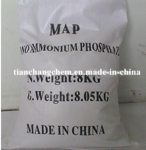 Monoammonium Phophate (MAP) NPK Compound Fertilizer Map pictures & photos