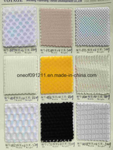Polyester Air Mesh Fabric for Shoe Cover pictures & photos