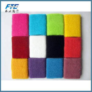 Hot Selling Sport Promotion Cotton Wrist Support Sports Protector Sweatband pictures & photos