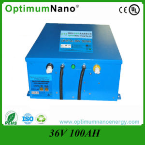 36V 100ah Lithium Ion Marine Battery pictures & photos