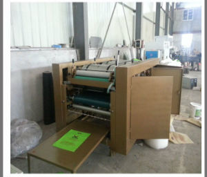 4 Colors Bag Piece Water Based Flexo Printing Machine (DX4-850) pictures & photos