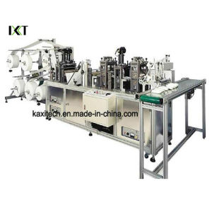 Disposable Medical Face Mask 3 Ply Surgical Face Mask Earloop Making Machine Kxt-FKM12 pictures & photos