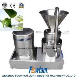 Stainless Steel Aloe Vera Gel Grinder Colloid Mill pictures & photos
