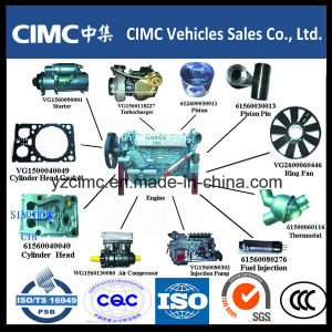 HOWO Truck Engine Spare Parts pictures & photos