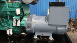 Open Type Cummine Engine Diesel Power Plant 300kw/375kVA pictures & photos