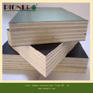 18mm Shuttering Film Faced Plywood for Construction pictures & photos