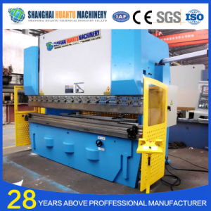 CNC Hydraulic Press Brake Plate Bending Machine pictures & photos