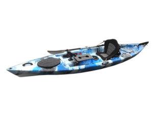 China Sit on Top Single Fishing Kayak pictures & photos