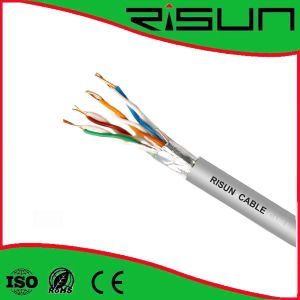 FTP UTP Cat5e Network Data Cable Copper Conductor Cable pictures & photos