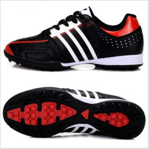 Outdoor Football Boots Comfortable Soccer Cheap Shoes for Men (AK2017-22C) pictures & photos