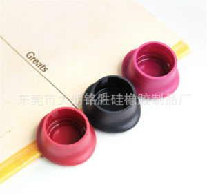 Food Grade FDA Silicone Wine Bottle Cap pictures & photos