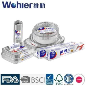 Factory Wholesale High Quality Aluminium Foil Products for Food Packaging