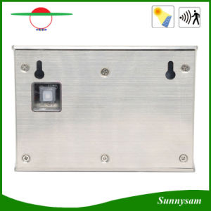 2016 Newest 9 Big SMD LED Solar Light Solar Powered LED Outdoor Light Wireless Waterproof with PIR Motion Sensor Light pictures & photos
