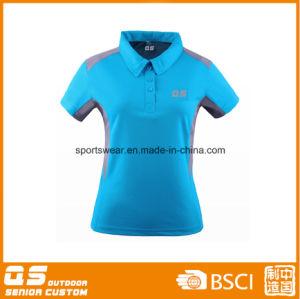 Women′s Outdoor Sport Polo Shirt pictures & photos