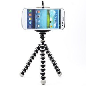 Mini Flexible Tripod Bubble Octopus Stand Holder pictures & photos