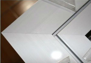 Glazed UPVC Window PVC Casement Tilt and Turn Glass Window pictures & photos