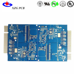 4layer PCB Circuit Board with Gold Plated Gold Finger pictures & photos