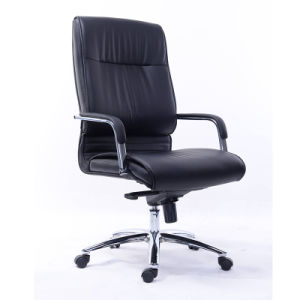 Modern Black PU Leather High Back Office Executive Chair (FS-8918) pictures & photos