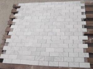 White Marble Mosaic, Carrara Mosaic or Bianco Carrara Mosaic pictures & photos