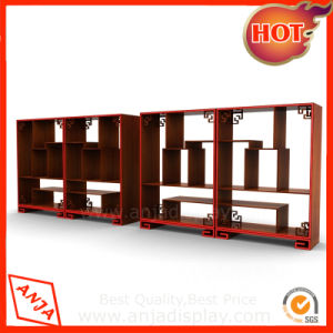 Wooden Wall Shelf Wall Display Stand pictures & photos