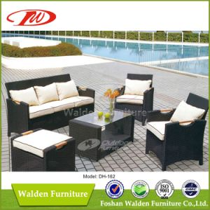 Rattan Furniture Outdoor Sofa (DH-162) pictures & photos