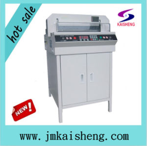 450mm Office Equipment Small Paper Cutting Machine pictures & photos