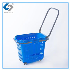 55L Large Volume Laundry Baskets with Two Handles pictures & photos