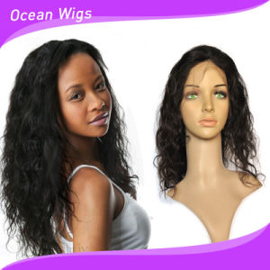 Brazilian Hair Lace Wig Front Lace Wig pictures & photos