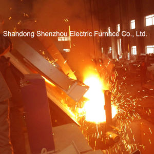 Steel Induction Furnace Medium Frequency Furnace