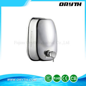 Big Capacity 1600ml Stainless Steel Manual Soap Dispenser