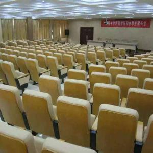 Auditorium Church Chair, Auditorium Chairs for Public Furnitures, Auditorium Seating, School Furnitures, School Chair Auditorium Chair (R-6132) pictures & photos