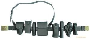 Police Belt/Tactical Duty Belt/Leather Duty Belt pictures & photos