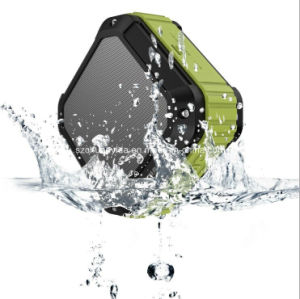 2016 Hot Item Waterproof Mini Bluetooth Speaker with TF Card FM Handsfree, NFC