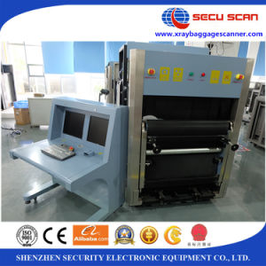 Dual View X-ray Screening System X-ray Baggage Scanner, Xray Baggage Scanner with Perfect Resolution pictures & photos