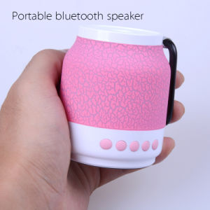 2016 Smart LED Light Mini Bluetooth Wireless Portable Loud PA Speaker pictures & photos