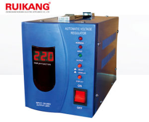 Low Price Supply 1kw Voltage Stabilizer pictures & photos