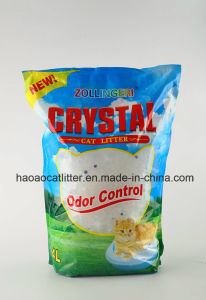 Silica Gel Cat Litter- Healthy Cleaning; Dustless pictures & photos