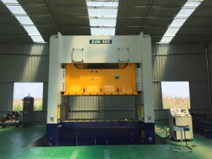 500ton H-Type Double Crank Stamping Machine pictures & photos