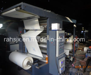 High Speed Plastic Film Flexographic Printing Machine pictures & photos