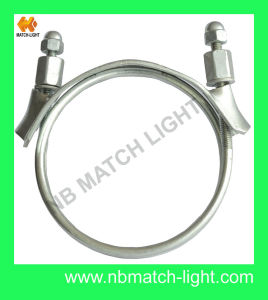 Carbon Steel Spiral Clamp for Clamping The Pipe pictures & photos
